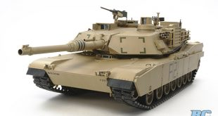 Tamiya U.S. Main Battle Tank