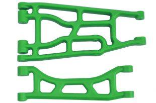 Green Traxxas X-Maxx Upper & Lower A-arms