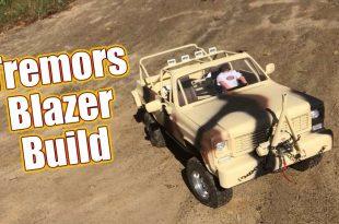 Tremors Chevy Blazer