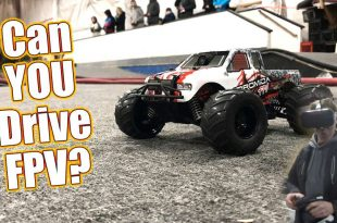 Dromida Monster Truck FPV