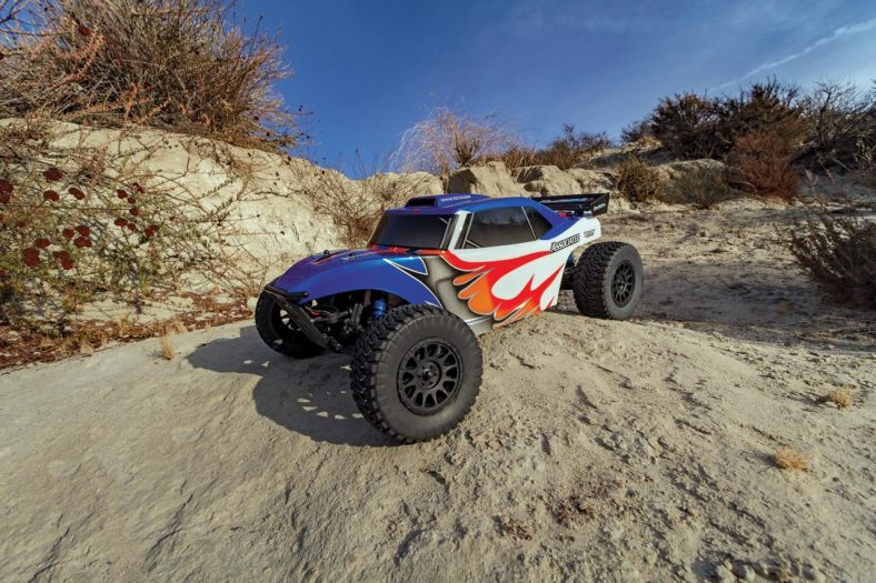HOT - Reflex DB10 Desert Buggy from Team Associated with Dynamic Vehicle Control! DVC