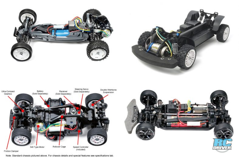 Tamiya Must Have Hop-Ups - Take It To The Next Level