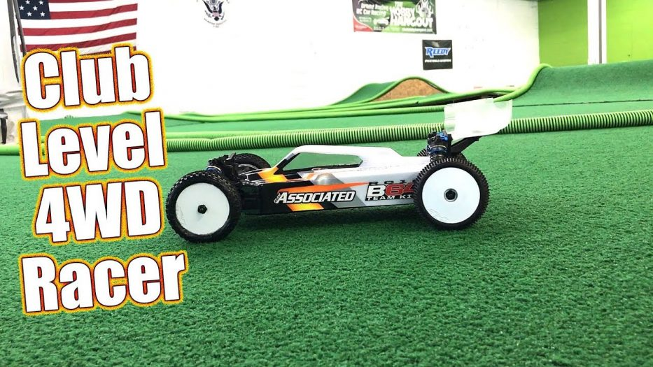 Pro Performance - Team Associated RC10B64 Club Racer