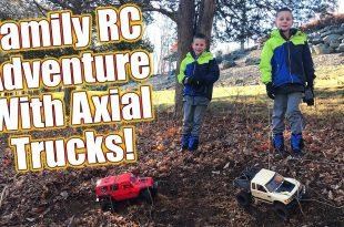 Axial RC Trail Truck