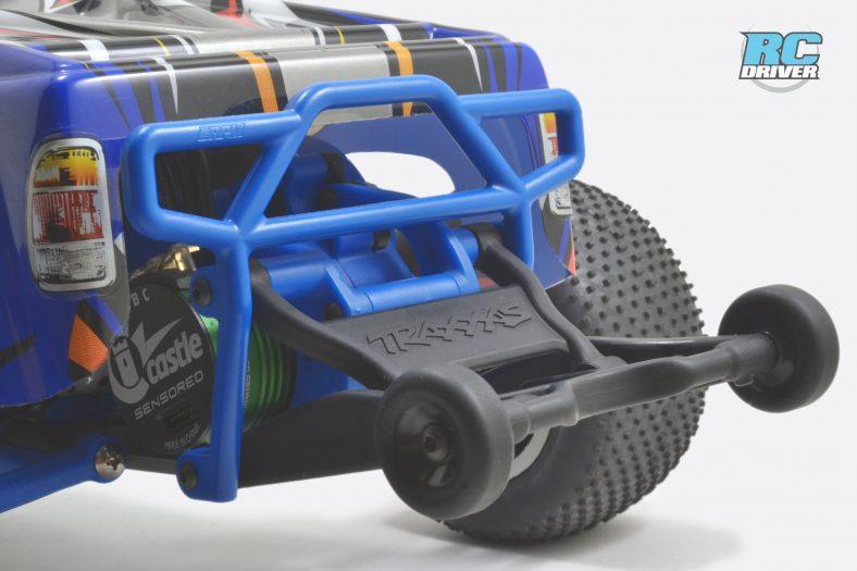 RPM Rear Traxxas Rustler Bumper