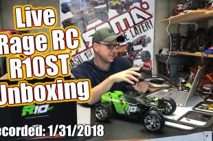 Rage RC R10