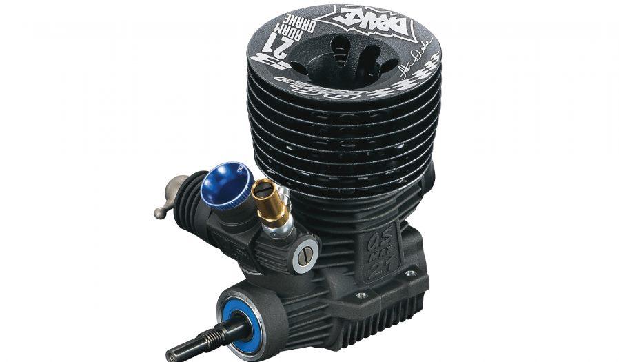 More Power - O.S. Speed B21 Adam Drake Edition Nitro Engine