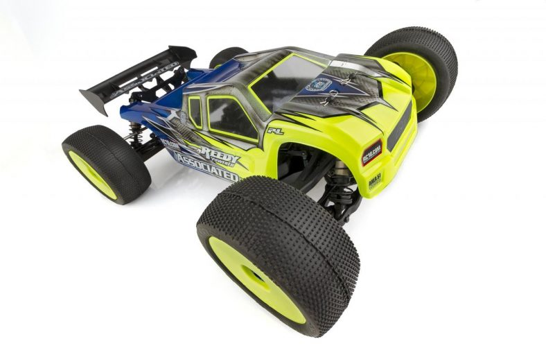Team Associated RC8T3.1 Nitro and RC8T3.1e Electric Truggy Team Kits!