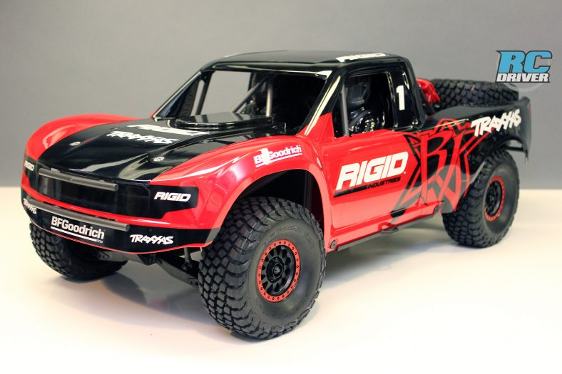 Traxxas Unlimited Desert Racer Photo Overview