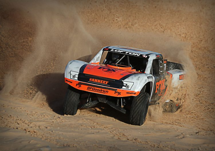 You Want Innovation? You Got It - Traxxas Unlimited Desert Racer