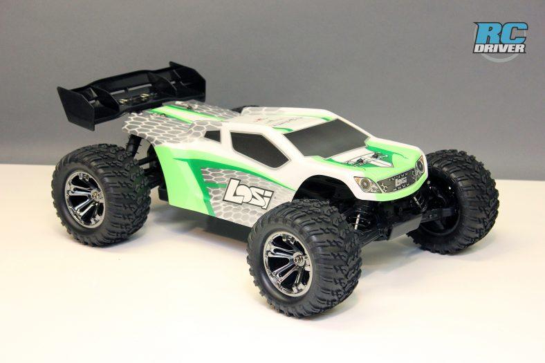 Losi Tenacity-T 4WD Truggy RTR By Horizon Hobby Review