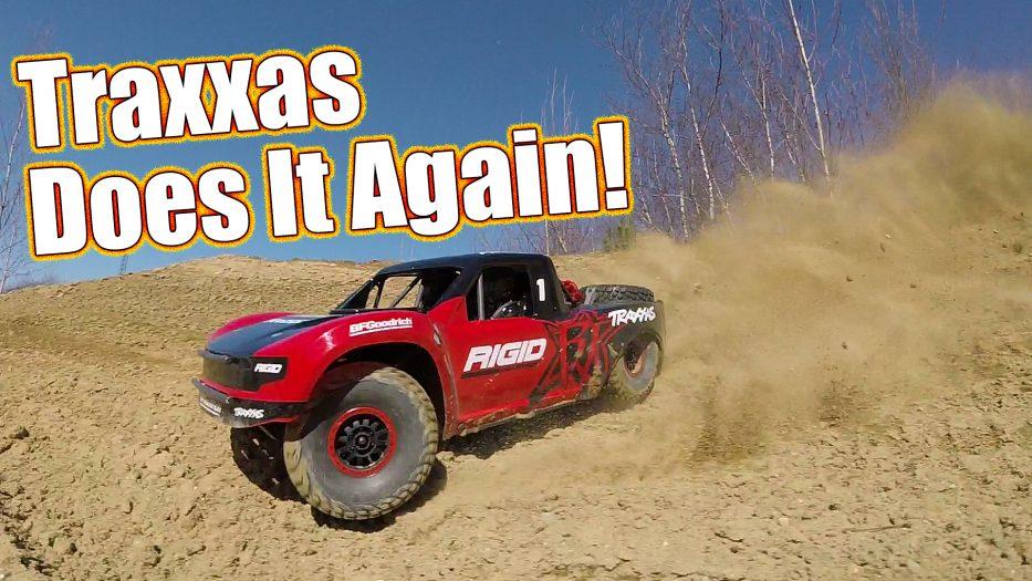 Traxxas Unlimited Desert Racer Review