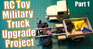 WPL Toys B-1 Project