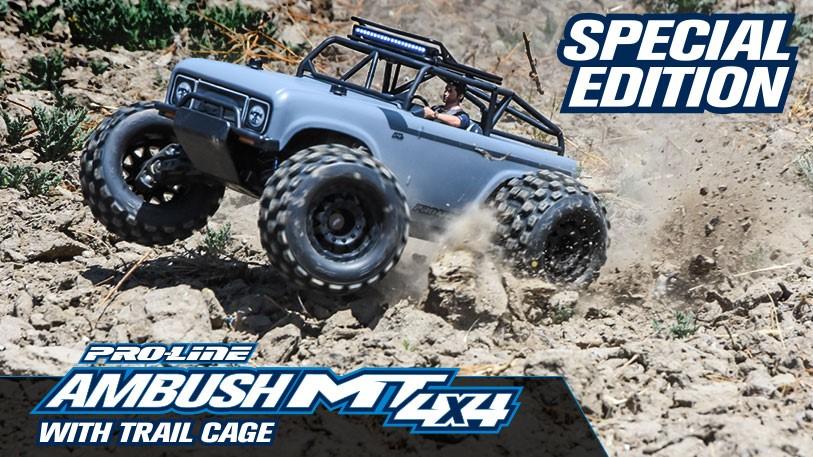 Pro-Line Ambush MT 4x4 Special Edition