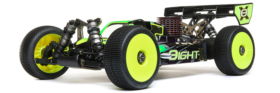 Another Level of Awesome!  The 8IGHT-X Nitro Buggy from TLR