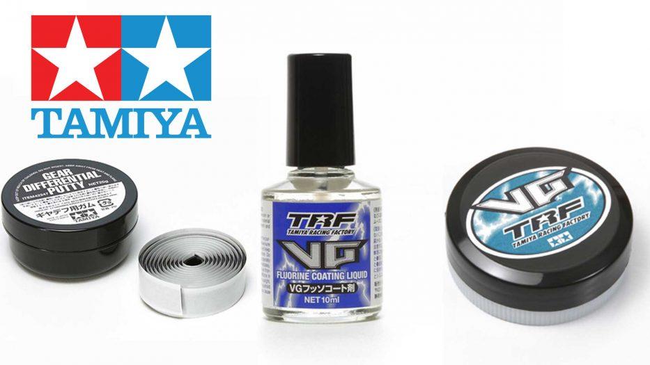 Tamiya RC Maintenance Supplies - Be Prepared