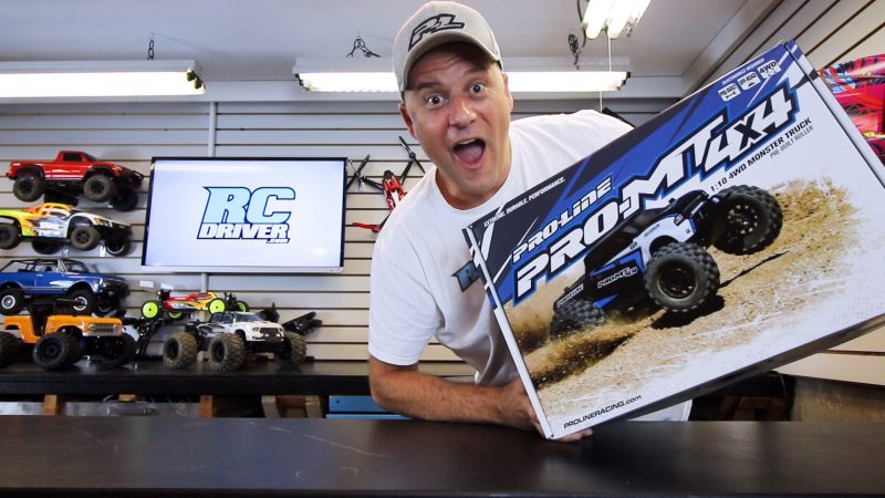 2018 Pro-Line Pro-MT 4x4 Giveaway Project Intro