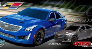 Traxxas Cadillac CTS-V