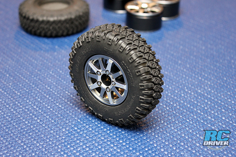 RC4WD 1.55 Wheels & Tires For Project Tamiya MF-01X - RCD Today Blog 10-3-18