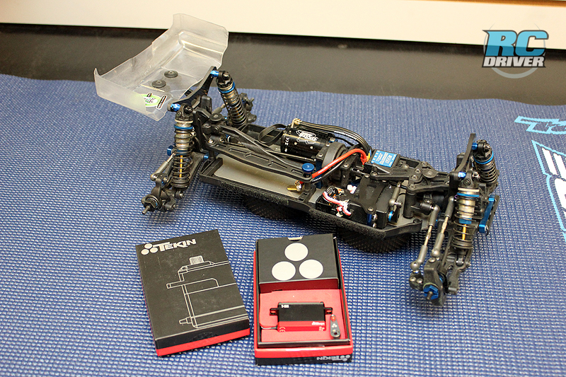 Tekin Servo Overview - RCD Today Blog 10-23-18