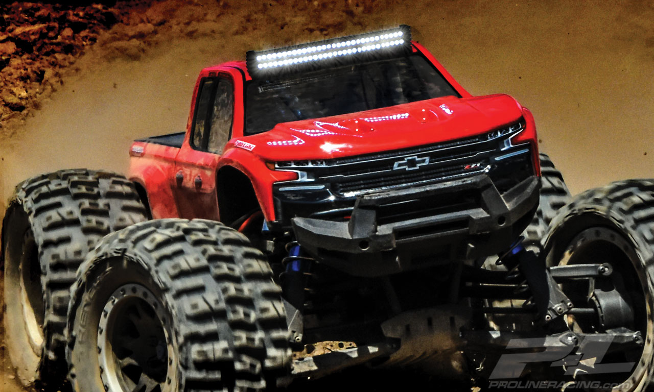 Transforming the Traxxas X-Maxx with Pro-Line