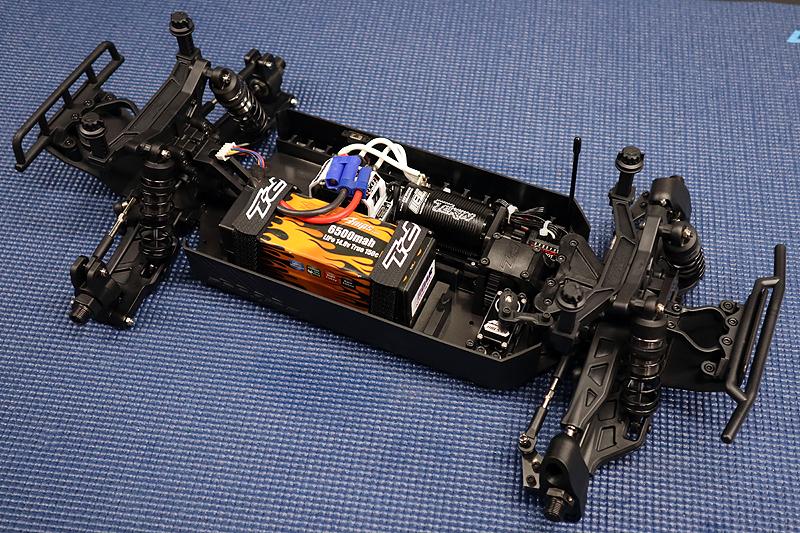 Pro-Line Pro-Fusion SC 4×4 Bag H Build – RCD Today Blog 1-28-19
