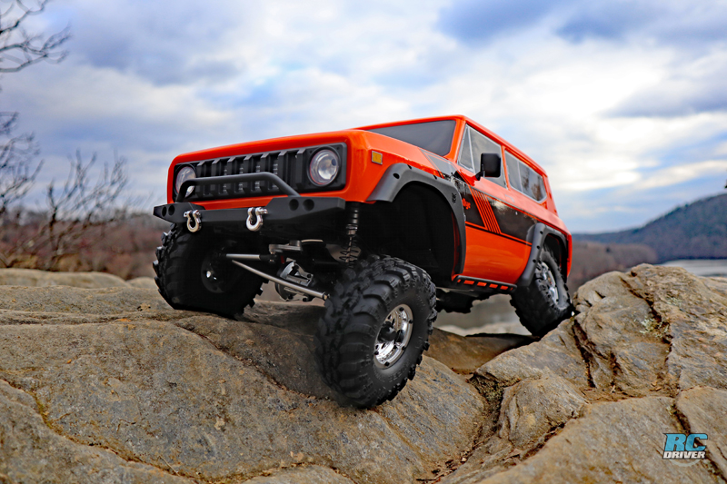 Redcat Racing Gen8 International Scout II Truck Review