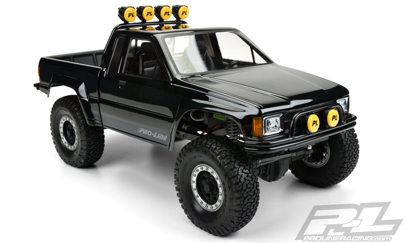 Personalize Your Crawler With Pro-Line
