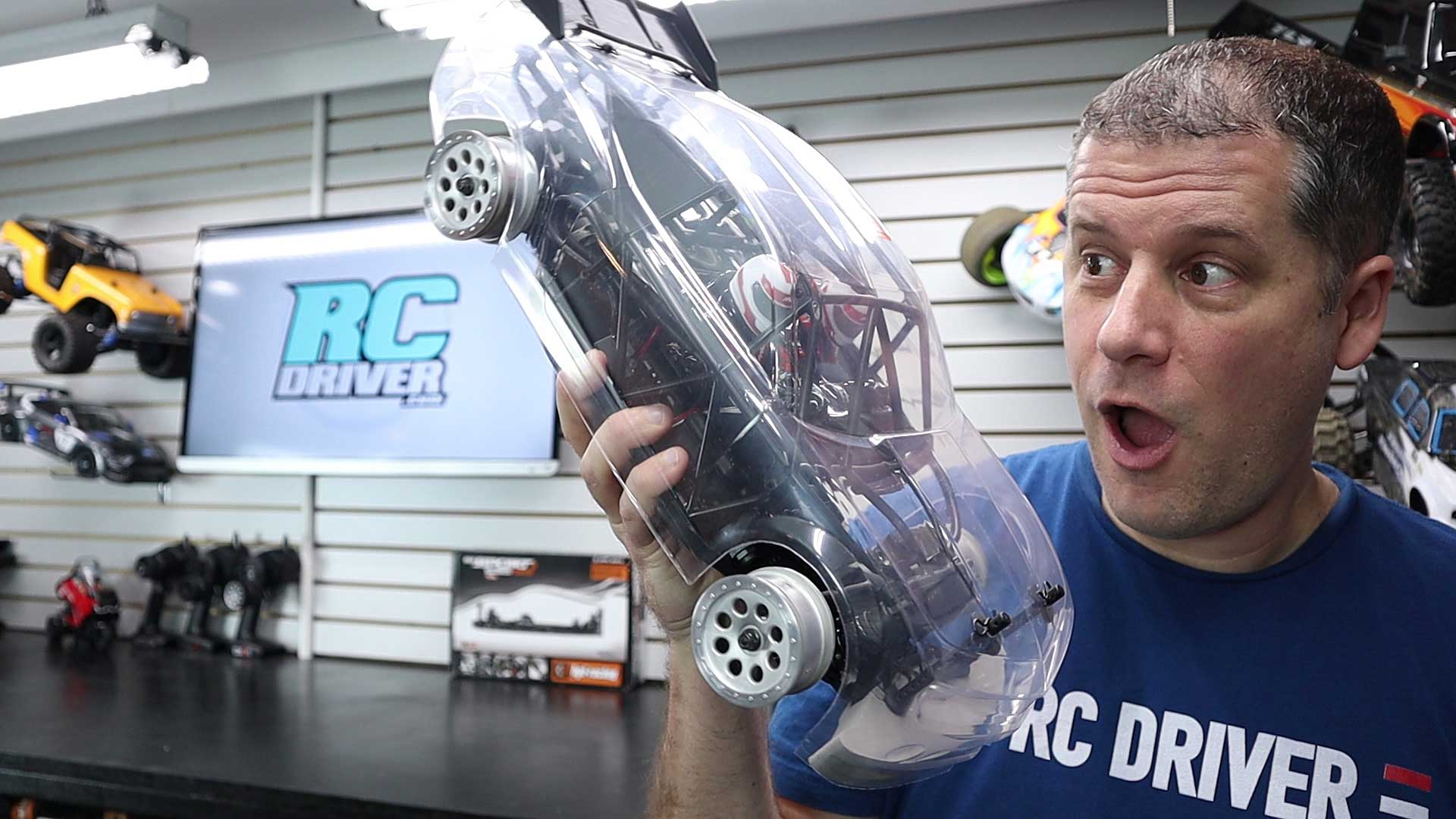 HPI Racing RS4 Sport 3 Kit Creator Edition Build-Off Part 3