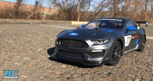Tamiya Ford Mustang GT4