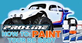 Paint Your RC Body