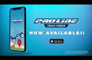 Pro-Line Track Finder