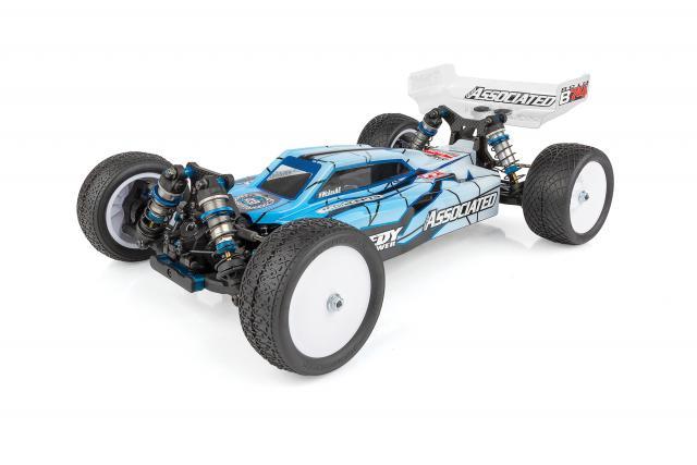 New Release - Team Associated RC10B74 Team Kit