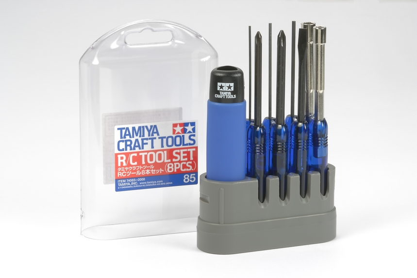 The Tamiya Tools you didn't know you needed