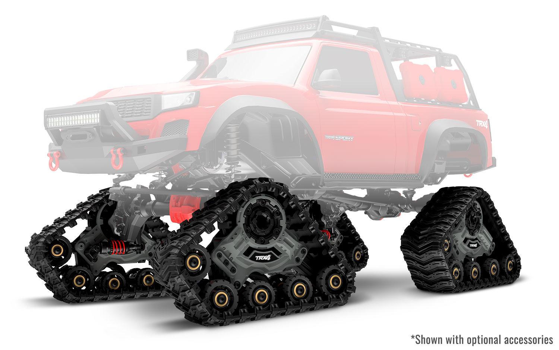 New Release – Traxxas TRX-4 all-terrain Traxx
