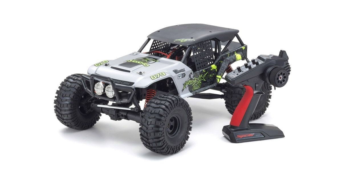 New Release - Kyosho FO-XX VE 2.0 monster truck