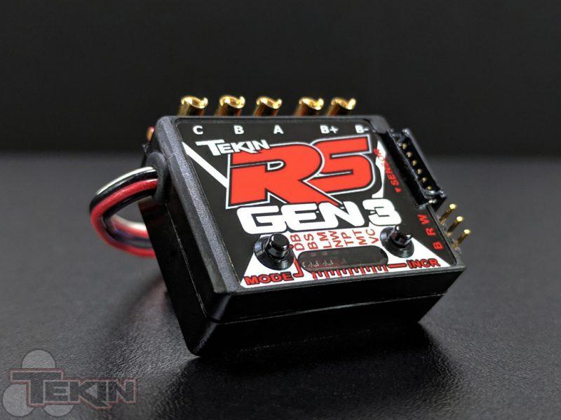 Elite ESC!  The RS Gen3 From Team Tekin