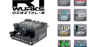 Smooth Power with the R1 Wurks Digital-3 ESC