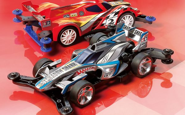 The Tamiya Mini 4WD Phenomena