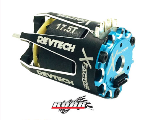 New Release - More Power with X-Factory Spec Brushless Motors from Revtech