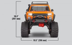 Traxxas TRX-4 Equipped with Traxx