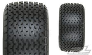"Pro-Line Hoosier Super Chain Link T 2.2"" M3 (Soft) Off-Road Truck Tire"