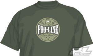 Pro-Line Hot Rod Green T-Shirt
