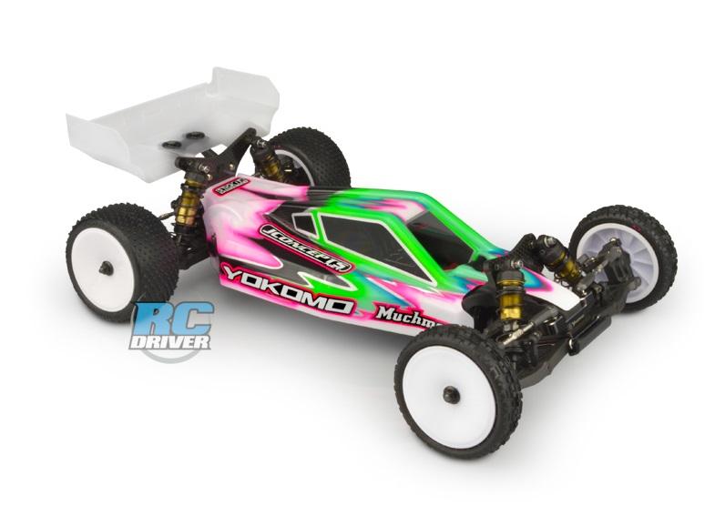 JConcepts P2K body for Yokomo YZ2 buggy