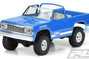 Pro-Line 1977 Dodge Ramcharger body