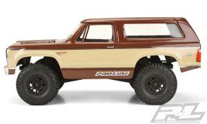 Pro-Line 1977 Dodge Ramcharger body