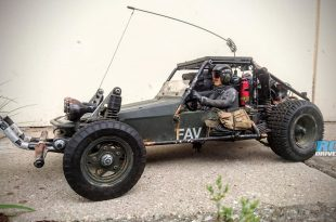 Tamiya Fast Attack Vehicle