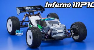 Kyosho Inferno MP10T truggy