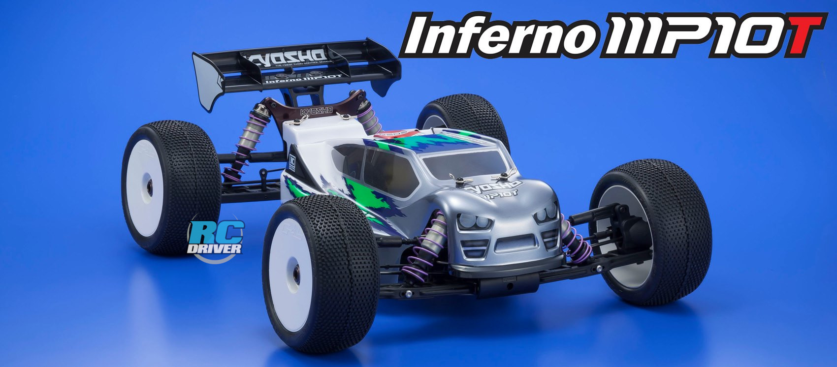 New Release – Kyosho Inferno MP10T truggy