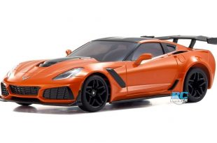 Kyosho Mini-Z RWD Corvette ZR1